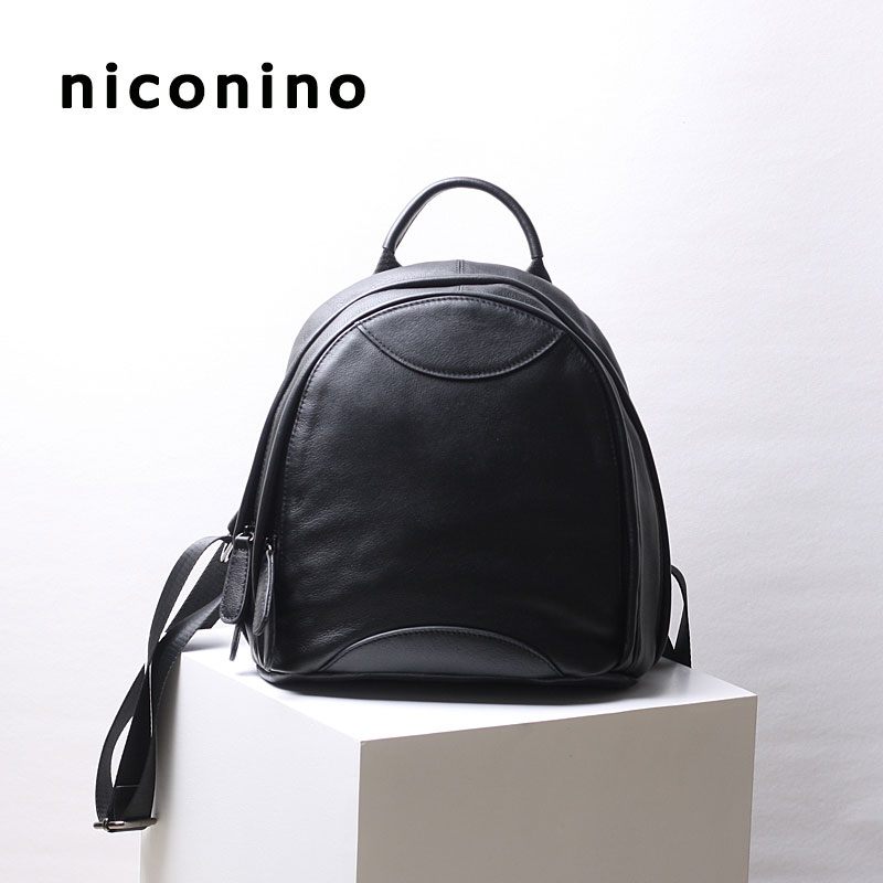 100% real genuine leather women backpack first layer cow leather backpack mochila genuine leather backpack 100