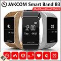 Jakcom b3 smart watch nuevo producto de protectores de pantalla como uhf conector bnc identificador de llamadas bluetooth headset mini olt gpon