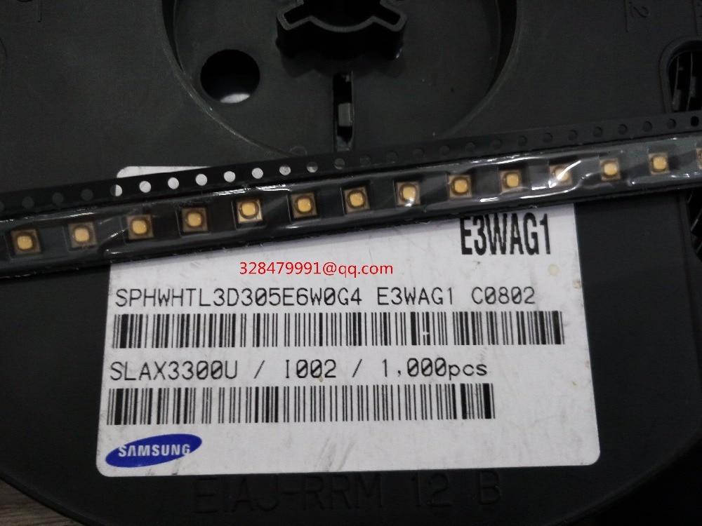 10Pcs/lot SPHWHTL3D305E6W0G4 3535 Warm white 2700K 5W 337LM High power LED Samsung