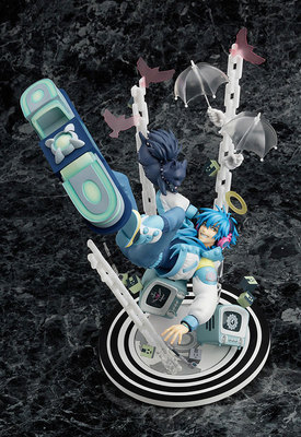 DMMD DRAMAtical Murder Action Figures Anime PVC brinquedos Collection Model toys Free shipping