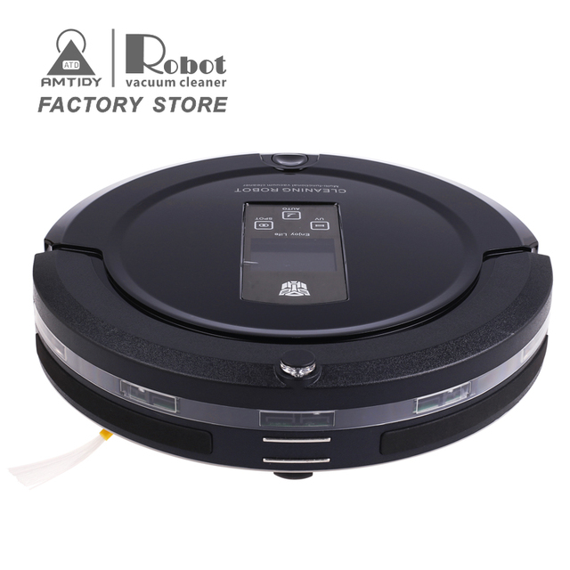 Amtidy A325 Best Selling Model Intelligent Auto Vacuums Cleaner Robot
