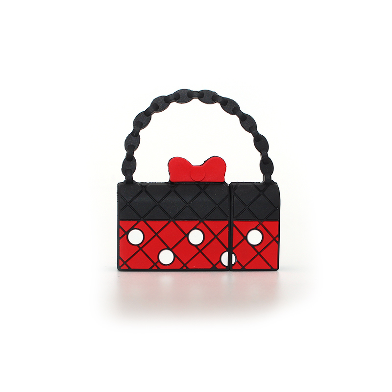 New Arrival Pen Drive USB Flash Drive 4GB 8GB 16GB 32GB 64GB USB Disk Thumbdrive USB 2.0 Cartoon Lovely Women Bag Gift Pendrives