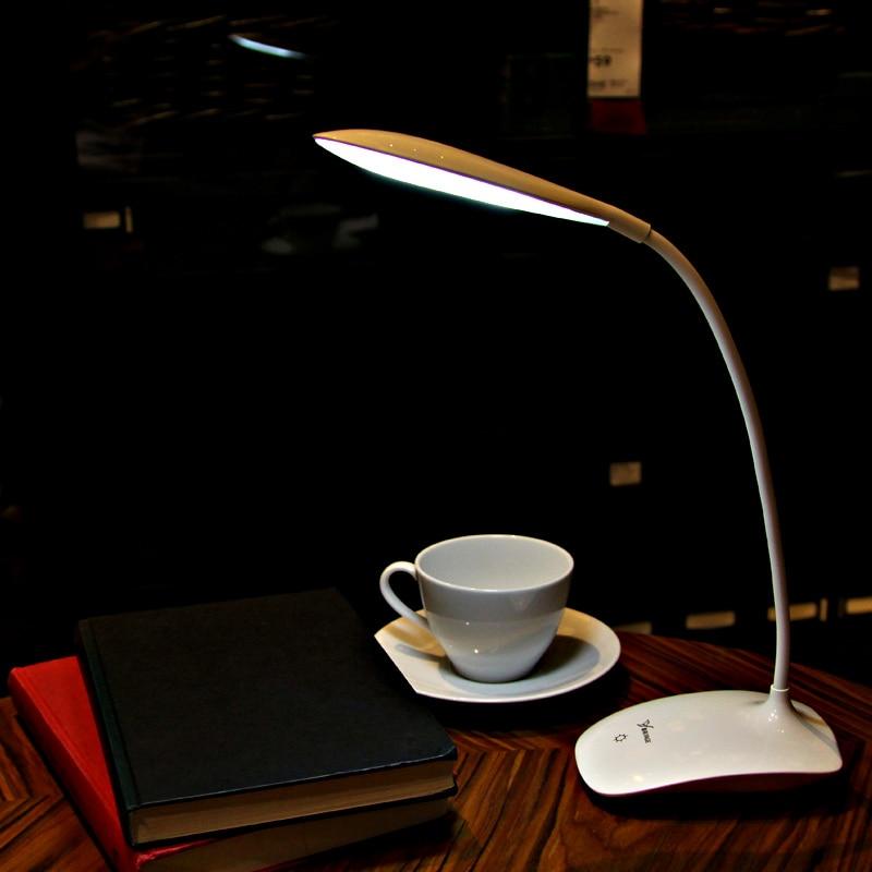 YAGE YG-5930 led table lamp LED Desk Lamp Book reading Desk Light Night light office lamp flexible lamp table light Non-limit 30 55cm 6w usb led table lamp portable night light 2835 beside reading book work desk lamp 5v led rigid strip bar light