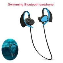 Newest BH802 Diving Swimming Waterproof Earphone IPX8 Underwater Surf Sports Music Swim Mini HIFI Stereo Bass Earphone Headset