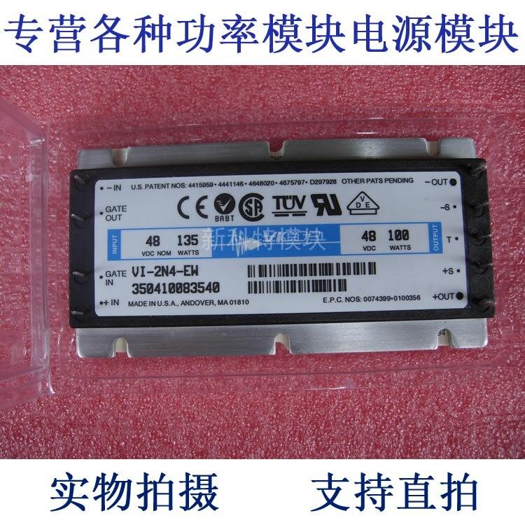 VI-2N4-EW 48V-48V-100W DC / DC power supply module vi j6l ew 300v 28v 100w dc dc power supply module