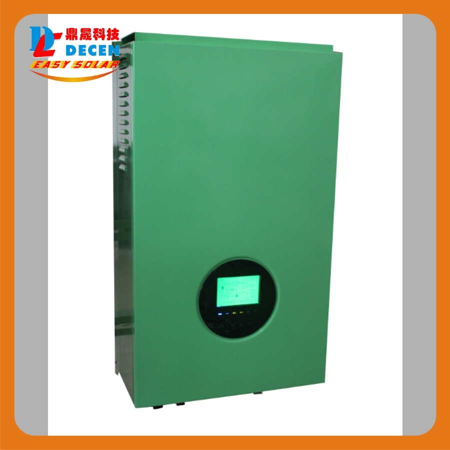 SMS Series 3KW On-Off Grid Hybrid Solar Inverter,Output Pure Sine Wave,Grid System And Off-Grid System Automatically Switch sms series 2kw on off grid hybrid solar inverter output pure sine wave grid system and off grid system automatically switch