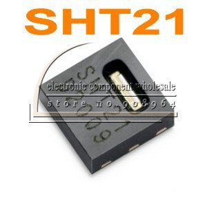 SHT 21 Humidity And Temperature Sensor IC