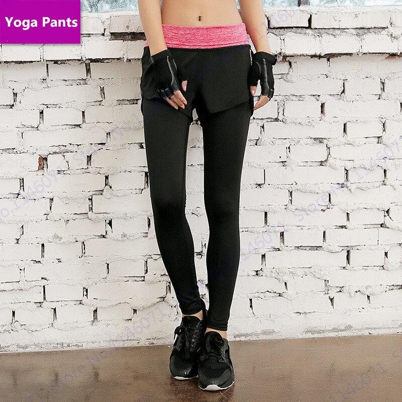 Fold Over Lounge Yoga Pants Professional Compression