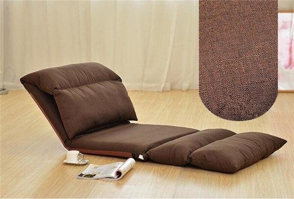 Poltrona Reclinabile Moderna.Us 89 0 Piano Pieghevole Chaise Lounge Chair Mobili Soggiorno Moderno Pieghevole Regolabile Imbottita Poltrona Relax Reclinabile Divano Letto In