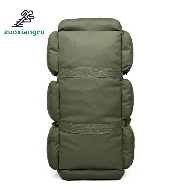 Zuoxiangru 90L Men s Large Capacity Backpack Men Travel Bag Women Bags High quality Nylon Backpacks