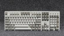 DHL EMS 117 колпачки pbt вишня профиль крышки для Механическая игровая клавиатура Русский Корейский Японский