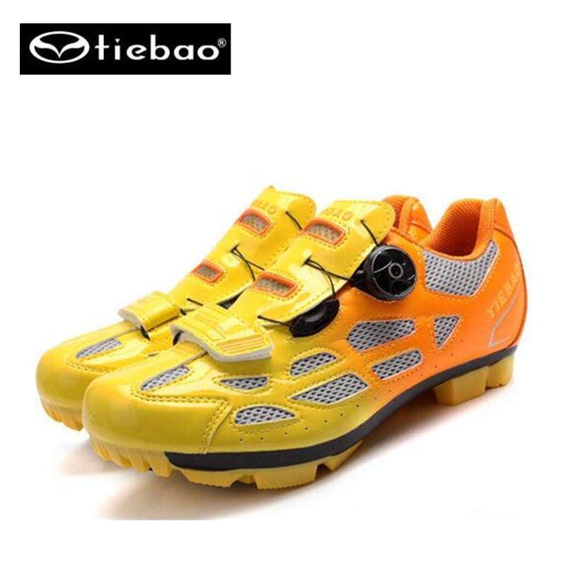 Здесь продается  TIEBAO cycling shoes women sneakers zapatos ciclismo hombre mtb bisiklet superstar original mountain bike athletic shoes men  Спорт и развлечения