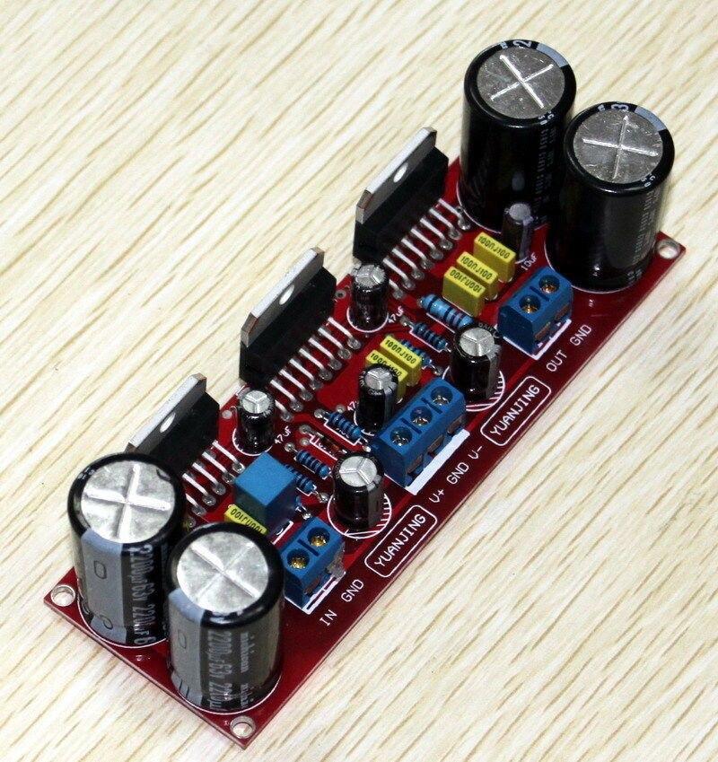 Assemblé TDA7293 en parallèle 255 W mono power board amplificateur AMP conseil