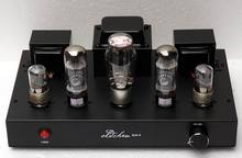 Top selling 6N9P push EL34 Hi-Fi amplifier pure manual production of black amplificador hifi vacuum tube amplifier EL34 tube amp