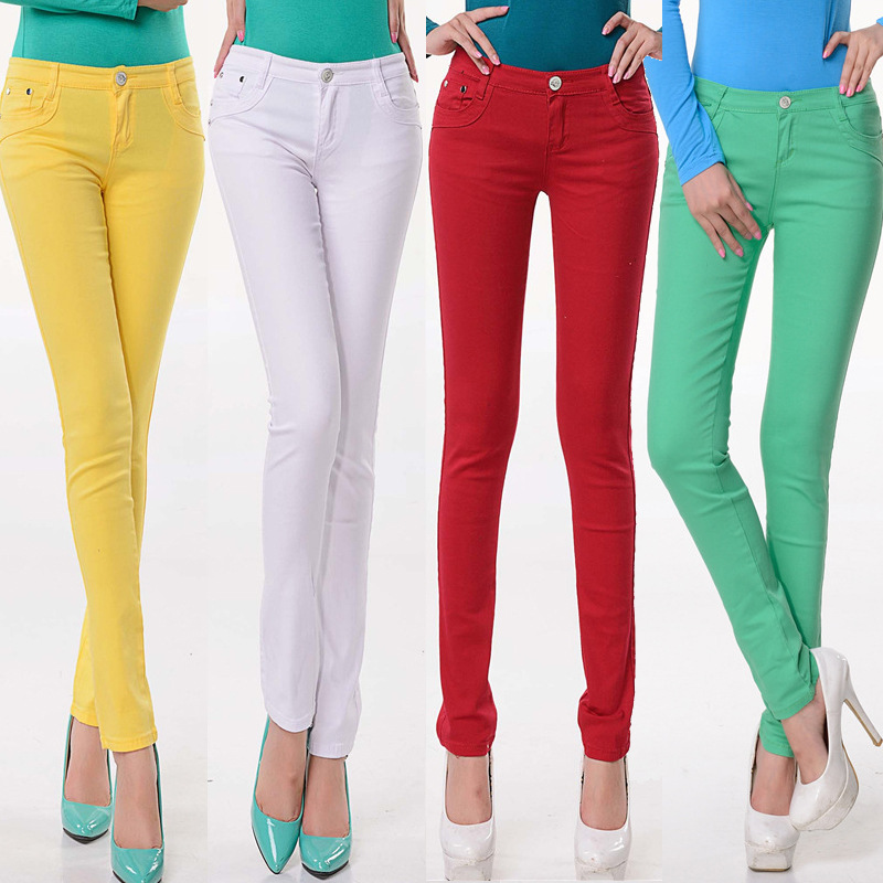 Compare Prices on Jeans Colored- Online Shopping/Buy Low Price ...