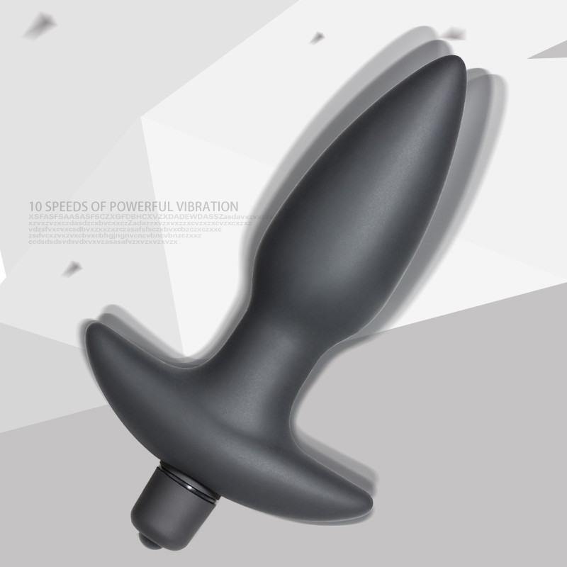Toysdance Silicone Vibrating Butt Plugs Anal Vibrator For Couples Anal Sex Toys 10 Speed Vibration Bullet Adult Sex Products 9