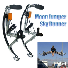 Jumping Stilts Powerbocking Kangaroo Shoes for Child / Adult Men Women Fitness Exercise Bouncing Shoes Pogo Sticks Moon Jumper