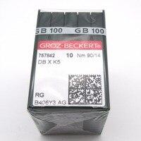 100 Groz Beckert DBXK5 Embroidery Sewing Machine Needles FIT FOR Tajima Barudan SWF