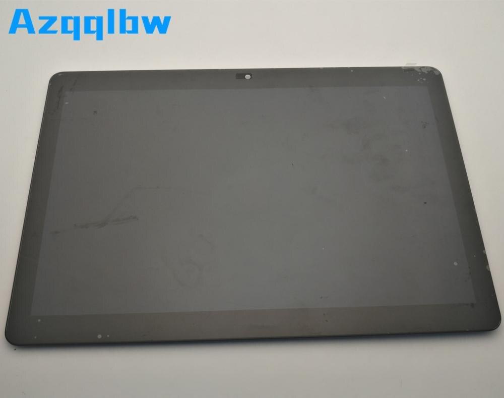 Azqqlbw Affichage Pour Huawei MediaPad T3 10 AGS-L09 AGS-W09 AGS-L03 Écran LCD Écran Tactile Numériseur Assemblage noir + outils