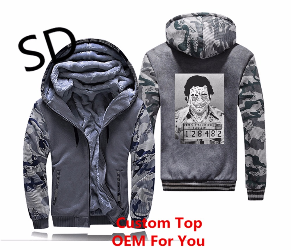 a2739af2ada Buy hoodie pablo escobar and get free shipping on AliExpress.com