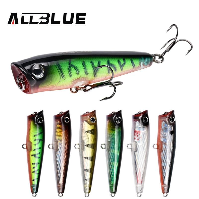 1Pcs Fishing Lure Luminous Lures Hard Bait Fishing Tackle Fishing Accessories MC