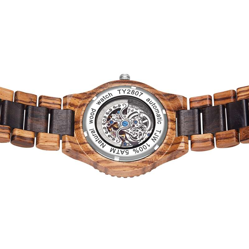 Wood Watch  Quartz Watches   Wooden   Wooden Watch  Men1- (3)
