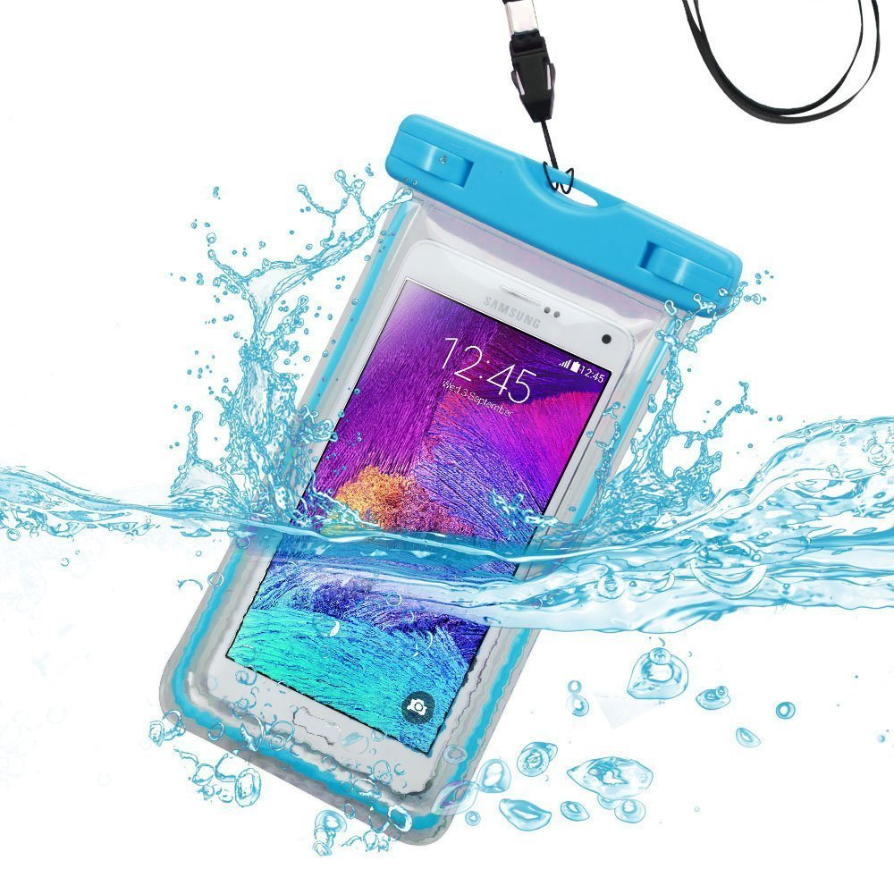 Universal Waterproof Case Underwater Mobile Phone Screen Touch Bag Pouch For iphone X 8 7 4 5S 5 6 7 plus Samsung S8 S9 Swimming