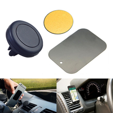New Auto Car Holder Mini Air Vent Outlet Mount Magnet Magnetic Phone Mobile Holder Universal For iphone Samsung Car Holder