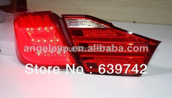Za TOYOTA Camry Aurion LED zadnja svjetla zadnja svjetla za BMW Style - Svjetla automobila - Foto 5