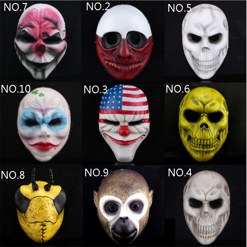 New-Arrival-2016-Halloween-Cosplay-Scary-Mask-Payday-Halloween-Masks-For-Adults-11-Style-Resin-Party.jpg