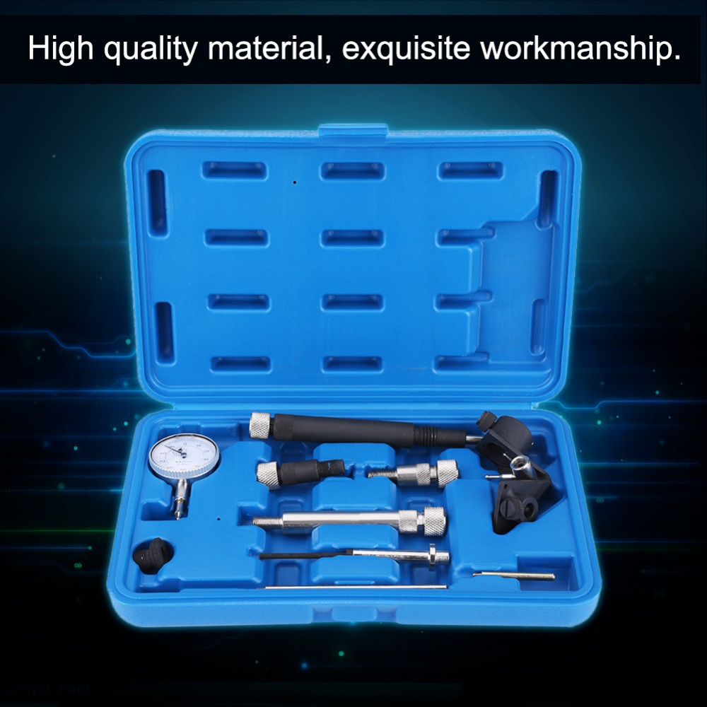 Diesel Fuel Injection Pump 10pc Timing Indicator Tools Kit