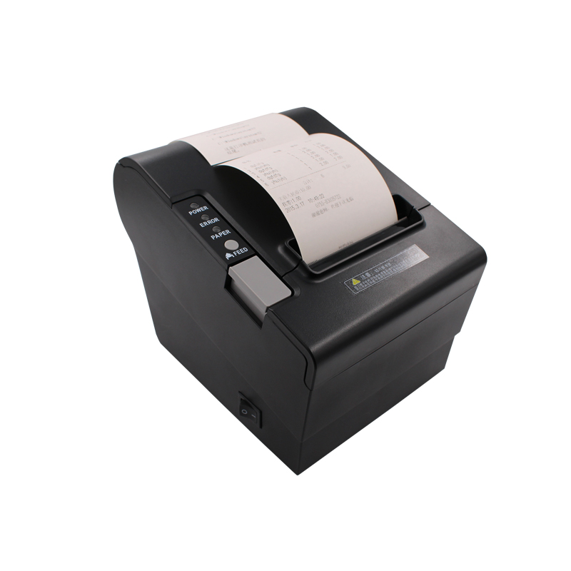 Auto-Cutter 80mm Restaurant Thermal Receipt Printer YK-8030 Straight Thermal Printer USB, LPT,PS/2  three in oneAuto-Cutter 80mm Restaurant Thermal Receipt Printer YK-8030 Straight Thermal Printer USB, LPT,PS/2  three in one