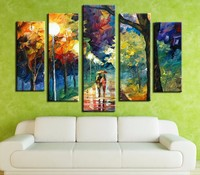 Wholesale High Definition Home Abstract Oi Paintings For Living Room Wall Decoration Mode Pop Art