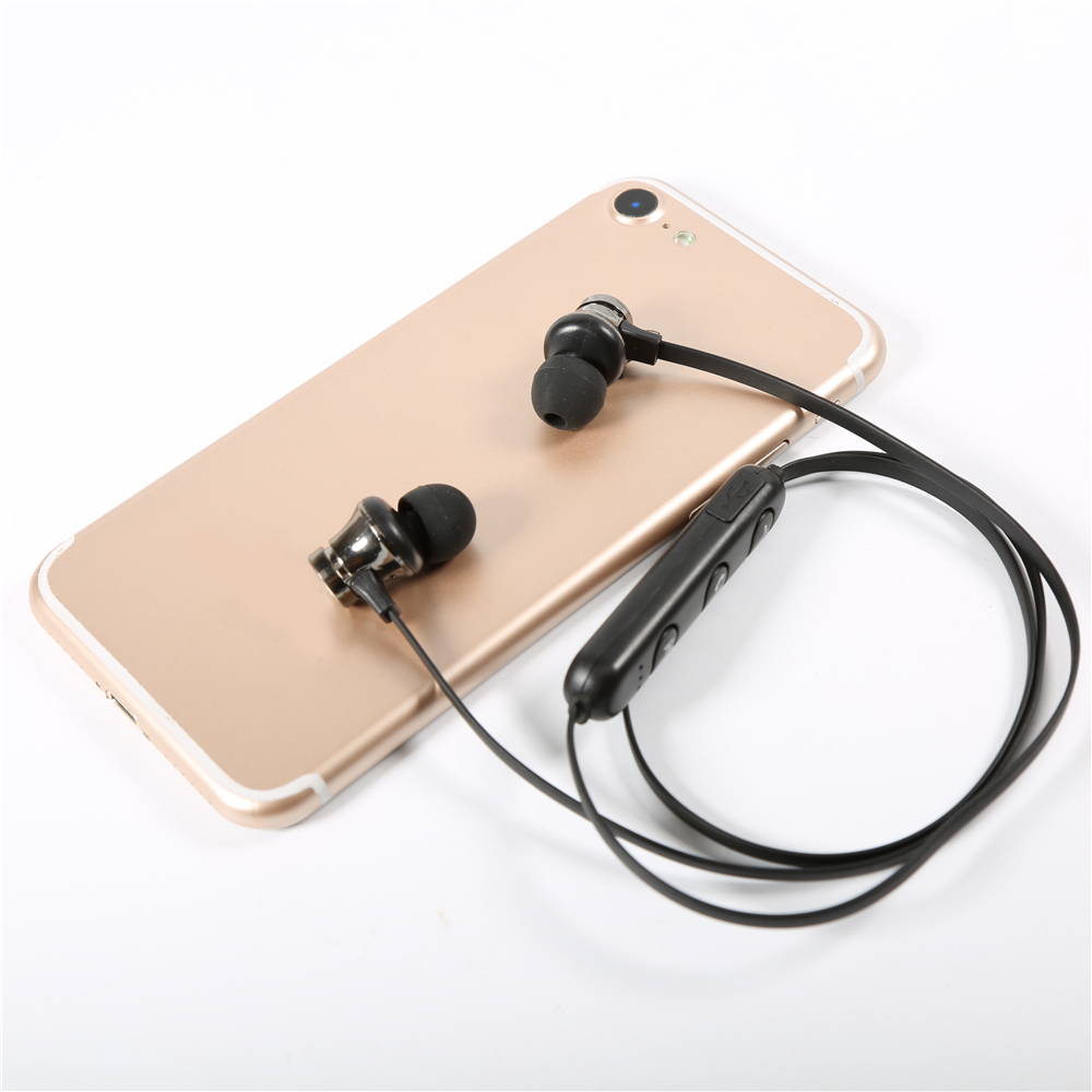 Headphone For Samsung Galaxy J3 J5 J7 J2 Prime J1 Mini 2016 A3 A5 A7 2017 Pro Wireless Bluetooth Earphone Sports Headset Earbuds image