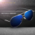 VEITHDIA Marca de Moda Óculos de Sol Óculos De Sol Masculino Óculos de Condução Óculos Polarizados Óculos de sol Espelho Revestimento de Cor Para Homens/Mulheres 2732