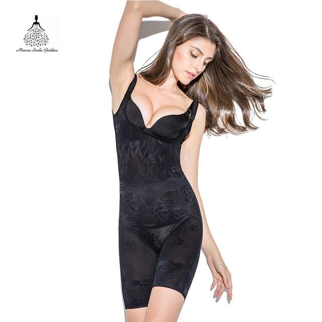 f844c1105c2 Modeling Strap Women Body Shaper waist trainer butt lifter Full Body Shaper  Slimming Sheath Belly Corset Slimming Tummy Control
