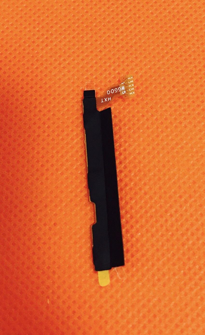 Original Power On Off Bouton Volume Key Flex Câble FPC pour HOMTOM HT17 Pro MT6737 Quad Core Livraison Gratuite