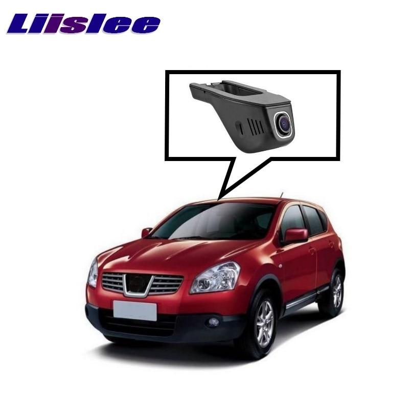 NOVOVISU Car Black Box WiFi DVR Dash Camera Driving Video Recorder For NISSAN Qashqai J10 J11 2006~2017 bigbigroad for nissan qashqai car wifi dvr driving video recorder novatek 96655 car black box g sensor dash cam night vision