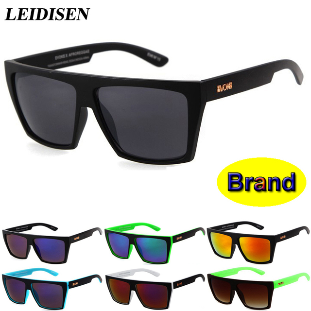 9696b0cd9cc3f 12 Cores Sem Caixa de Luxo Da Marca Óculos De Sol Do Vintage Moda de  Revestimento