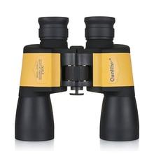 Powerful Binocular Telescope 7x50 HD Waterproof Lll Night Vision Binoculars Wide Angle Optical Outdoor Camping Hunting Telescope цены