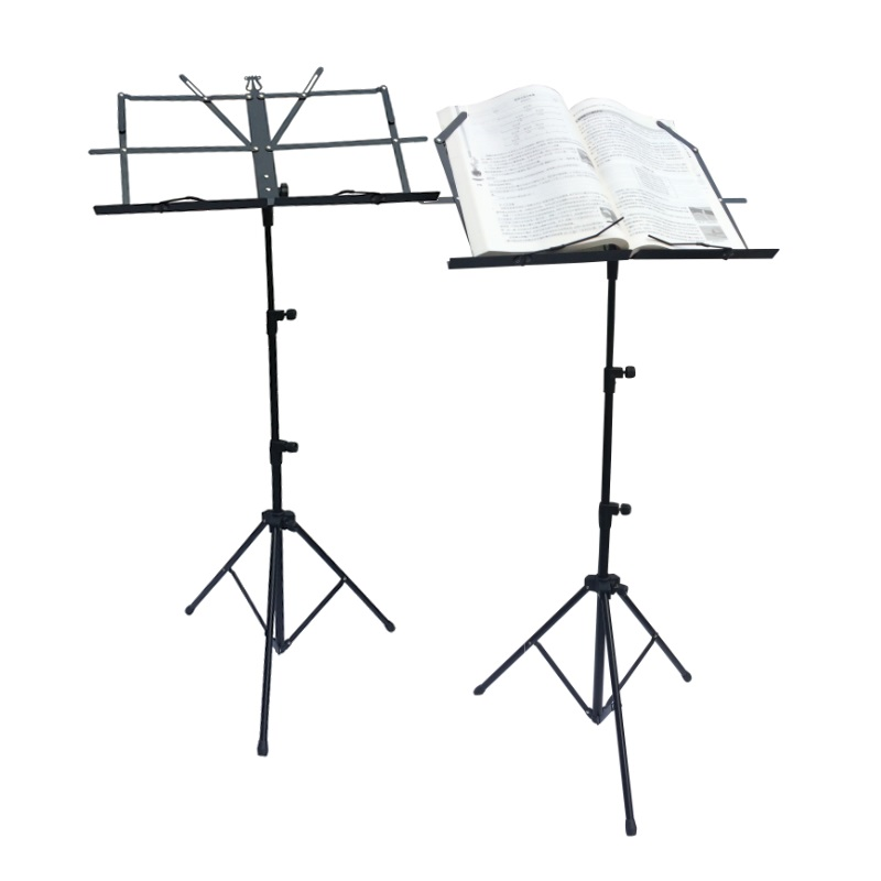 Free shipping professional music stand,folding sheet music stents,stave frame send black bag,metal setting height adjustment chicco брюки