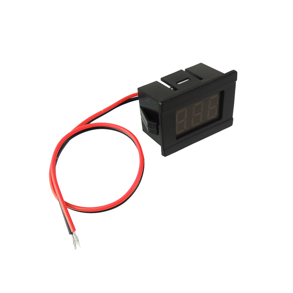 Blue Led Dc 4530v 036 Circuit Protection Digital Voltmeter Related Image With Voltage Tester Electronic Part Volt Measuring Meter Panel Gauge In Meters From Tools