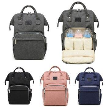 Babytaschen Für Väter | Große Kapazität Unisex Baby Tasche Windel Tasche Reise Rucksack Hohe Qualität Pflege Tasche Für Baby Mama Papa Rucksack Tragen Pflege Taschen