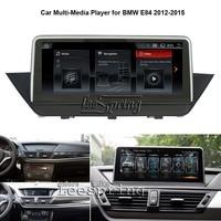 10,25 дюймов, автомобильный, мультимедийный плеер для BMW X1 E84 2012 2015 с gps навигации MP5 Wi Fi (нет DVD) Android 6,0/2 + 16G
