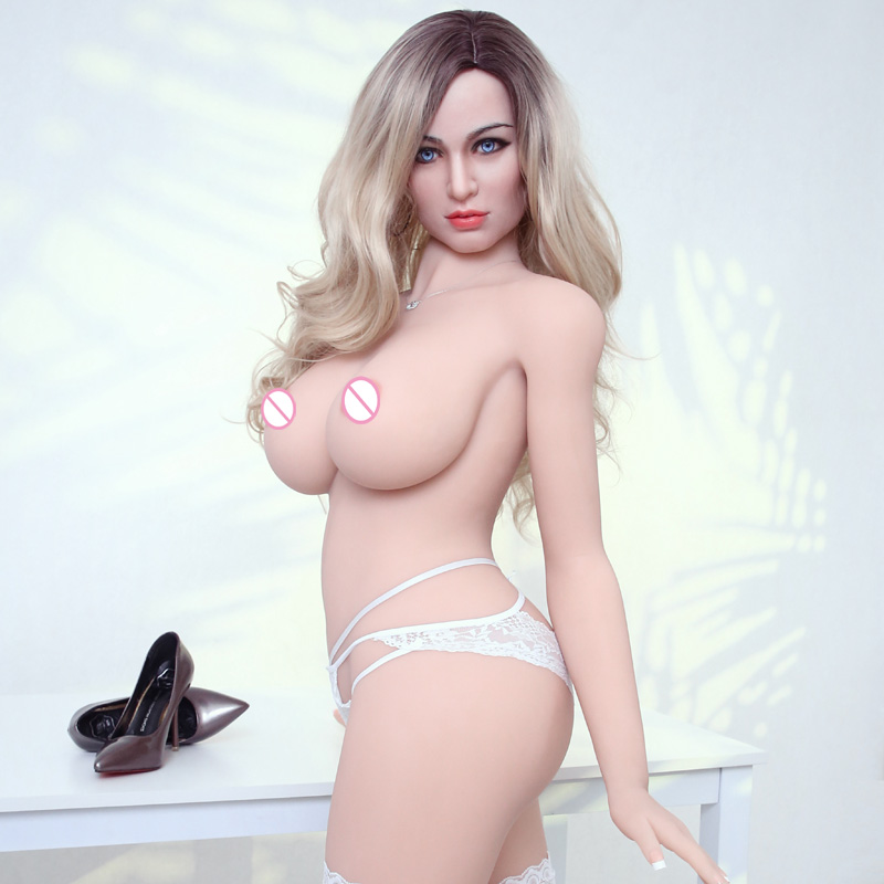 Big Breast <font><b>162cm</b></font> Real Silicone <font><b>Sex</b></font> <font><b>Dolls</b></font> Big Ass Anal Vagina Oral Sexy Toys Adult Love <font><b>Doll</b></font> with huge boobs for men image