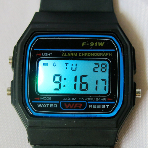 bea588836b9 Wholesale 5 pcs F 91W LED Watch for Children Gold Silver Black  White Digital Watches for Kids Boys Girls LED016 em Relógios das crianças  de Relógios no ...