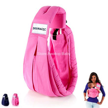 2016 Cotton Baby Carrier SlingStretchy Wrap Backpack Bag for 0-3 Years kids Breastfeeding Hipseat