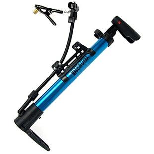 Inbike portable high pressure pump aluminum alloy bicycle pump mountain bike mini