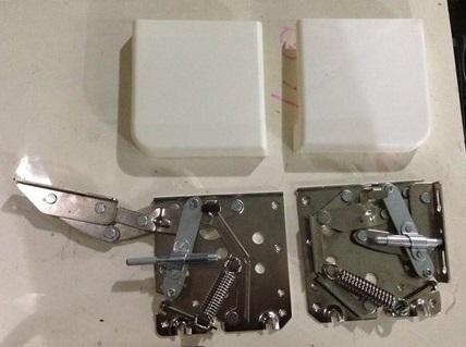 Mecanismo de elevación puerta sistema de apoyo para el gabinete armario armario Con Compuerta De Cierre Suave