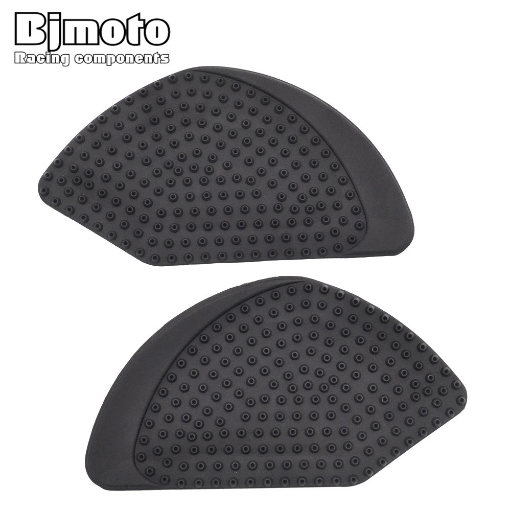 BJMOTO New Motorcycle Tank Pad Protector Sticker Decal Gas Fuel Knee Grip Traction Side For Kawasaki Z650 2017 bjmoto for ktm duke 390 200 125 motorcycle tank pad protector sticker decal gas knee grip tank traction pad side